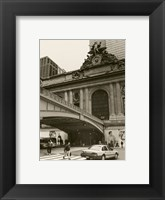 Framed Grand Central Station NYC