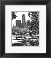 Carriage Framed Print