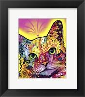 Framed Tilt Cat
