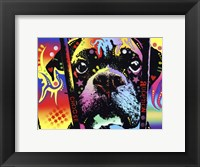 Framed Choose Adoption Boxer