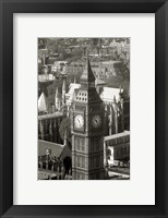 Framed Big Ben View II