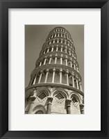 Framed Pisa Tower II