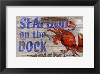 Framed On the Dock
