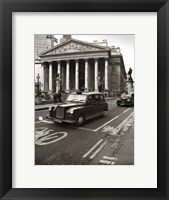 London Exchange Framed Print