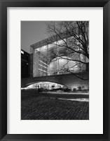 NY Historical Society Museum Framed Print