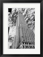 Empire State 3 Framed Print