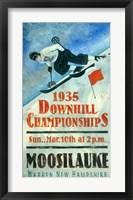 Framed Downhill Championship