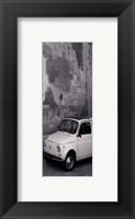 Framed Auto Piccole I