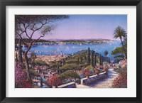 Framed Saint-Tropez