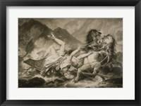 Framed Death of Hippolytos
