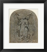 Framed Study of an Angel