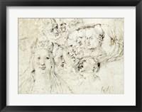 Framed Studies of Heads