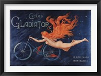 Framed Gladiator Cycles