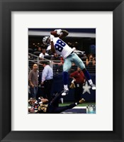 Framed Dez Bryant 2013 in Action