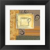 Framed Vanilla Almond
