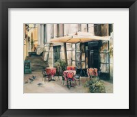 Wine Cellar in Vincenza Framed Print