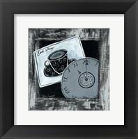 Framed Earl Grey