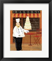Framed Chef's Specialties IV