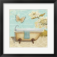 Light Breeze Bath II Framed Print
