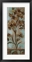 Monsoon Florals I Framed Print
