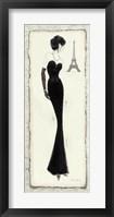Framed Elegance Diva II