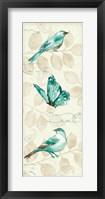 Wing Prints I Framed Print