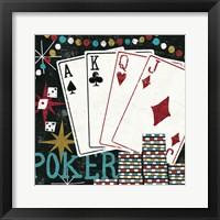 Framed Vegas - Cards