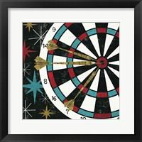 Framed Vegas - Darts