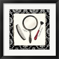 Cosmetique IV Framed Print