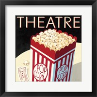 Theatre Framed Print