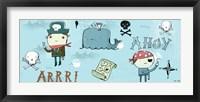 Framed Ahoy Matey II