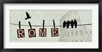 Migration IV Framed Print