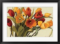 Framed Tulip Time