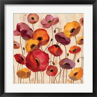 Framed Sunrise Anemones