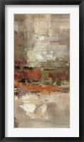 Landing Panel II Framed Print