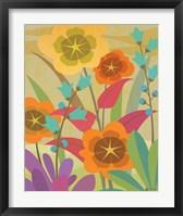 Framed Flowerbed 16x20