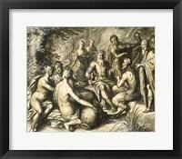 Framed Judgment of Midas