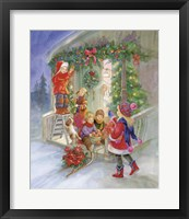 Framed Holiday Decorations