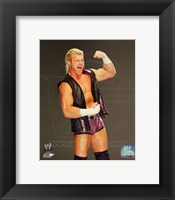 Framed Dolph Ziggler 2013 Posed