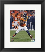 Framed Demaryius Thomas 2013 catching the ball