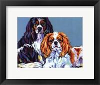 Framed Bella & Bentley