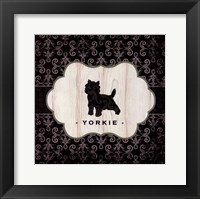 Top Dog II Framed Print