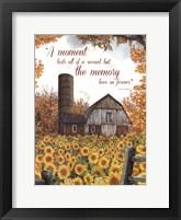 Framed Memories Last Forever