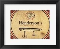 Framed Henderson's