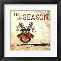 Framed Tis the Season