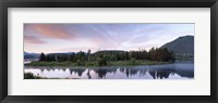 Framed USA, Wyoming, Grand Teton Park, Ox Bow Bend