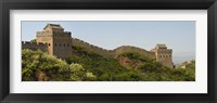 Framed Great Wall of China, Jinshangling, Hebei Province, China