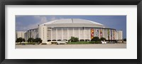 Framed Baseball stadium, Houston Astrodome, Houston, Texas, USA