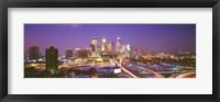 Framed Twilight, Minneapolis, MN, USA