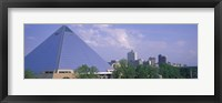 Framed Pyramid Memphis TN